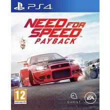 Need for Speed: Payback PS4 Game Best Price, Cheapest Prices