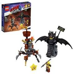 LEGO Movie 2 Battle-Ready Batman & MetalBeard Playset- 70836 Best Price, Cheapest Prices