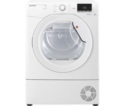 HOOVER Dynamic Next DX C10DE Smart 10 kg Condenser Tumble Dryer - White Best Price, Cheapest Prices