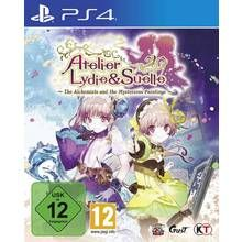 Atelier Lydie and Suelle PS4 Game Best Price, Cheapest Prices