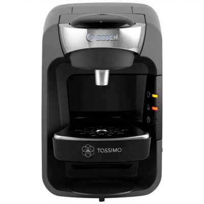 Tassimo by Bosch Suny TAS3202GB Pod Coffee Machine - Black Best Price, Cheapest Prices