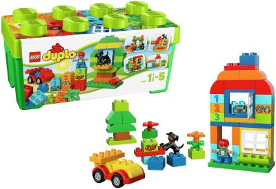 LEGO DUPLO All-In-One Box of Fun Set - 10572 Best Price, Cheapest Prices