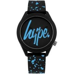 Hype Black Dial Silicone Strap Watch Best Price, Cheapest Prices