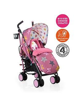 Cosatto Supa Stroller - Happy Stars Best Price, Cheapest Prices