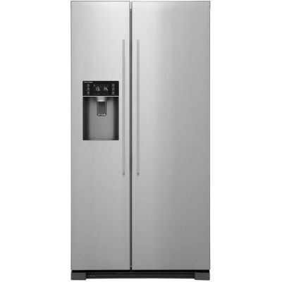 Fisher & Paykel Designer ActiveSmart RX611DUX1 American Fridge Freezer - Stainless Steel - A+ Rated Best Price, Cheapest Prices