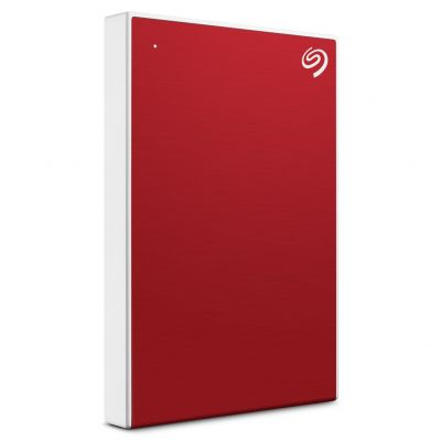 Seagate Backup Plus Portable 2TB Hard Drive - Red Best Price, Cheapest Prices