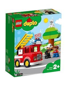 LEGO Duplo 10901 Fire Truck Best Price, Cheapest Prices
