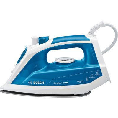 Bosch Sensixx'x DA10 TDA1070GB 2400 Watt Iron -White / Blue Best Price, Cheapest Prices