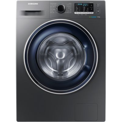 Samsung ecobubble™ WW70J5555FX 7Kg Washing Machine with 1400 rpm - Graphite - A+++ Rated Best Price, Cheapest Prices