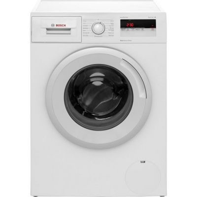 Bosch Serie 4 WAN24100GB 7Kg Washing Machine with 1200 rpm - White - A+++ Rated Best Price, Cheapest Prices