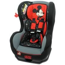 Disney Mickey Mouse Cosmo SP Luxe Group 01 Car Seat - Red