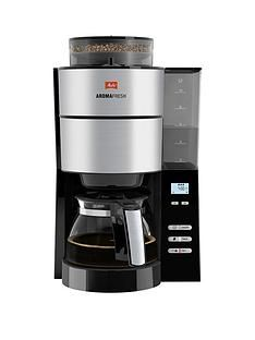 Melitta Melitta Aromafresh Grind And Brew Filter Coffee Machine 1021-01 Best Price, Cheapest Prices