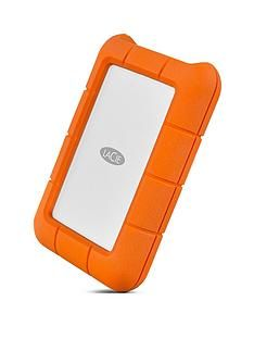 LaCie 4TB Rugged Mini USB-C + USB 3.0 portable Best Price, Cheapest Prices
