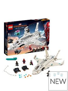 LEGO Super Heroes 76130 Stark Jet and the Drone Toy  Best Price, Cheapest Prices