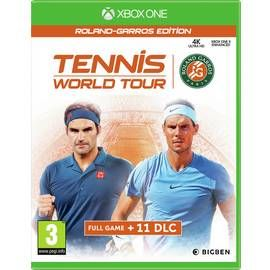 Tennis World Tour: Roland Garros Edition Xbox One Game Best Price, Cheapest Prices