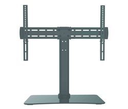 SANDSTROM STSTAB19 700 mm TV Stand with Bracket - Black Best Price, Cheapest Prices