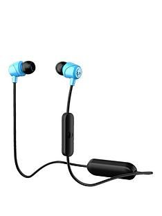 Skullcandy JIB Wireless Bluetooth In-Ear Headphones with Built-In Microphone – Blue/Black Best Price, Cheapest Prices