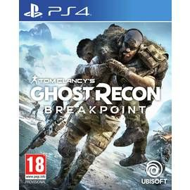 Ghost Recon Breakpoint PS4 Pre-Order Game Best Price, Cheapest Prices