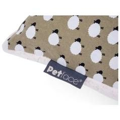 Petface Large Pillow Mattress - Sheep Best Price, Cheapest Prices