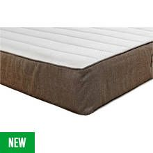 I-Sleep Open Coil Single Mattress