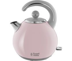 RUSSELL HOBBS Bubble 24402 Kettle - Pink Best Price, Cheapest Prices