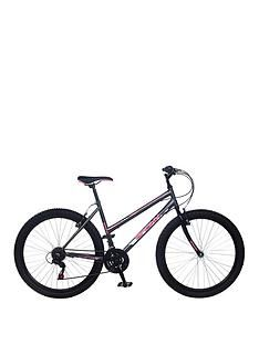 Bronx Infinity Ladies Steel Mountain Bike 18 inch Frame Best Price, Cheapest Prices