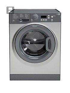 Hotpoint Extra WMXTF942G 9kg Load, 1400 Spin Washing Machine - Graphite Best Price, Cheapest Prices