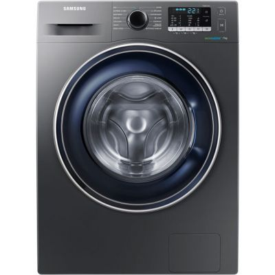 Samsung ecobubble™ WW70J5355FX 7Kg Washing Machine with 1200 rpm - Graphite - A+++ Rated Best Price, Cheapest Prices