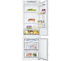 SAMSUNG BRB260000WW/EU Integrated 70/30 Fridge Freezer Best Price, Cheapest Prices