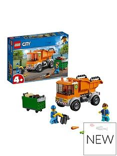 LEGO City 60220 Garbage Truck Best Price, Cheapest Prices