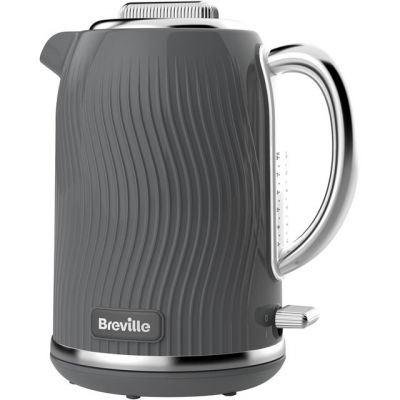 Breville Flow Collection VKT092 Kettle - Grey Best Price, Cheapest Prices