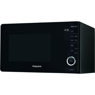 Hotpoint Ultimate Collection MWH2621MB 25 Litre Microwave - Black Best Price, Cheapest Prices