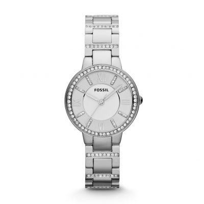 Fossil Ladies Virginia Metallic Bracelet Watch Best Price, Cheapest Prices