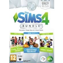 The Sims 4 Outdoor Retreat Bundle Pack Best Price, Cheapest Prices