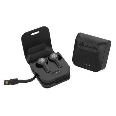 JLAB JBuds Air Executive True - Wireless Headphones - Black Best Price, Cheapest Prices