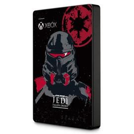 Seagate Star Wars 2TB XBox Portable Hard Drive Best Price, Cheapest Prices