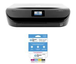 HP ENVY 5020 Wireless All in One Printer & Instant Ink £3.50 Prepaid Card Bundle Best Price, Cheapest Prices