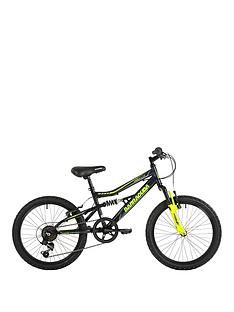 Barracuda Draco Dual Suspension Mountain Bike 20 inch Wheel Best Price, Cheapest Prices