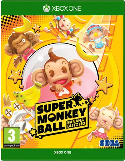 Super Monkey Ball: Banana Blitz HD Xbox One Pre-Order Game Best Price, Cheapest Prices