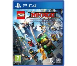 PS4 The LEGO Ninjago Movie Video Game Best Price, Cheapest Prices