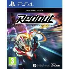 Redout: Lightspeed Edition PS4 Game Best Price, Cheapest Prices