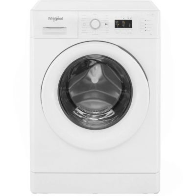 Whirlpool FreshCare+ FWL71253WUK 7Kg Washing Machine with 1200 rpm - White - A+++ Rated Best Price, Cheapest Prices