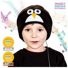 Snuggly Rascals Penguin Kids Headphones Best Price, Cheapest Prices