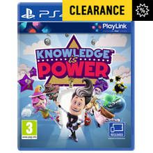 Knowledge is Power - Playlink PS4 Game Best Price, Cheapest Prices