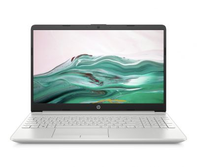 HP 15S 15.6 Inch i3 4GB 128GB FHD Laptop - Silver Best Price, Cheapest Prices