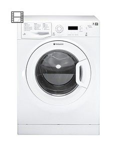 Hotpoint AquariusWMAQF721P 7kg Load, 1200 Spin Washing Machine - White Best Price, Cheapest Prices