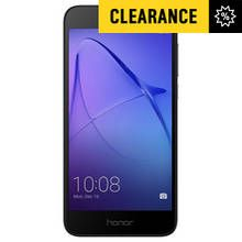 Sim Free Honor 6A Mobile Phone - Grey Best Price, Cheapest Prices