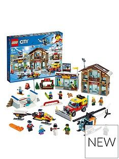 LEGO City 60203 Ski Resort Best Price, Cheapest Prices