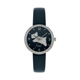 Radley London Ladies Blue Leather Strap Watch Best Price, Cheapest Prices