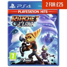 Ratchet and Clank PS4 Hits Game Best Price, Cheapest Prices